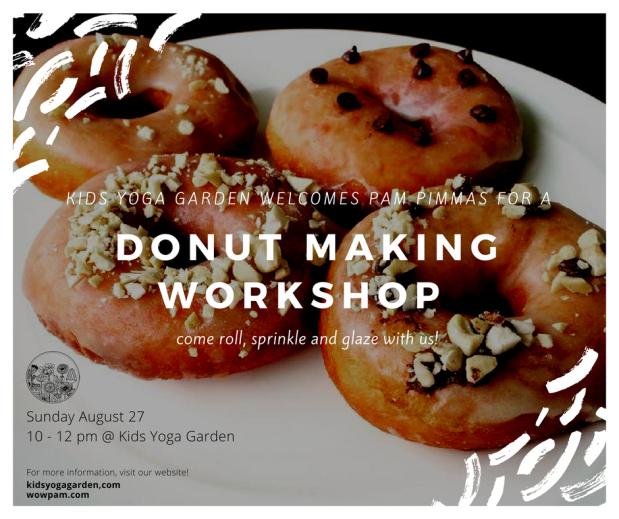Donut Workshop