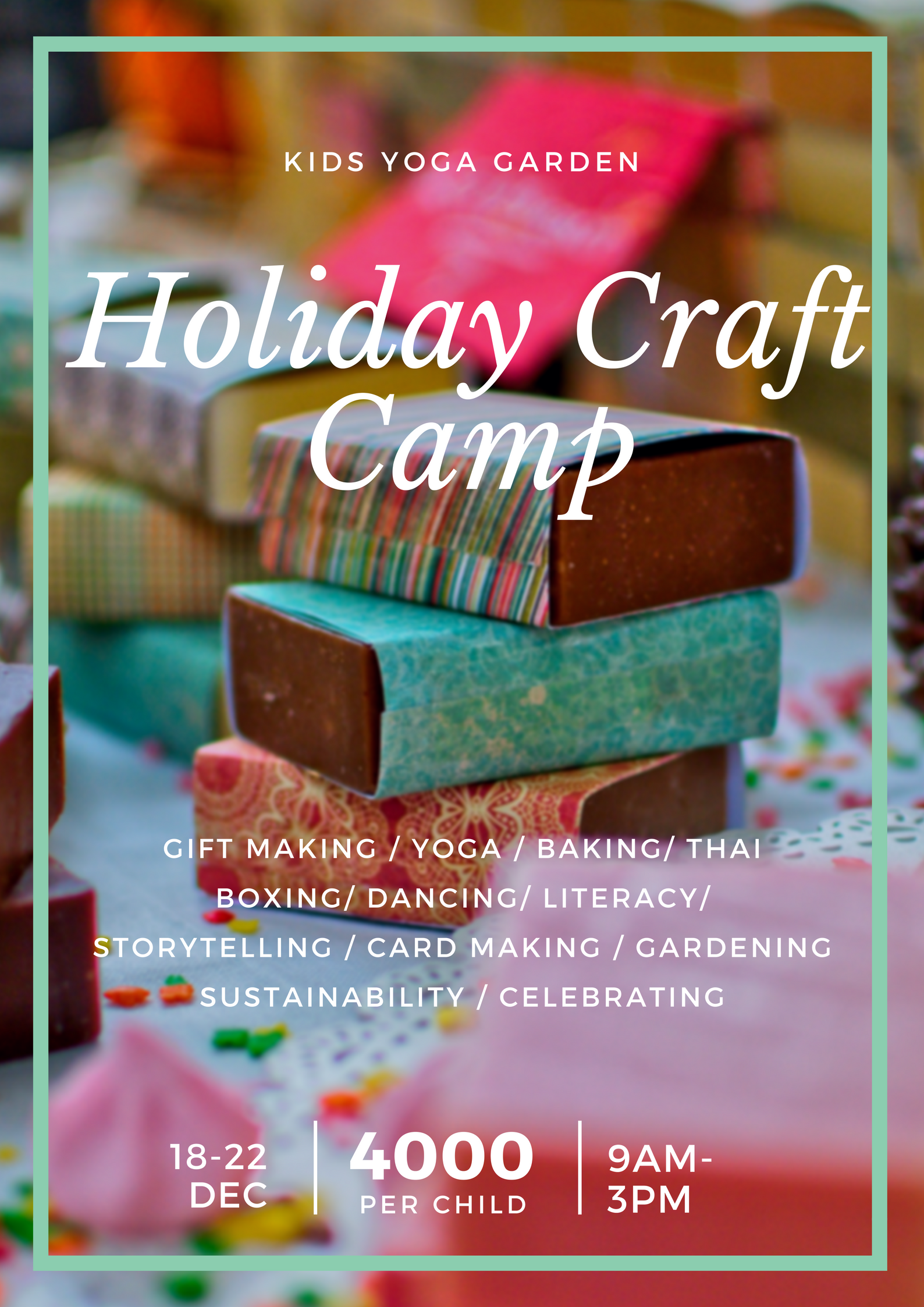 Holiday Craft Camp (2)