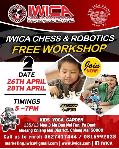 kidsyoga workshop