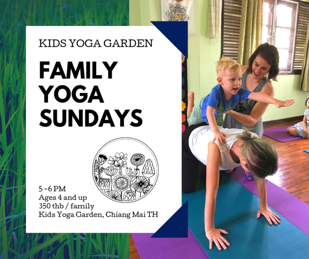 Family Yoga Sundays