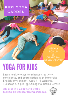 Tuesday Kids Yoga